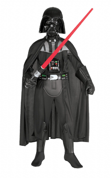 Deluxe Darth Vader Child